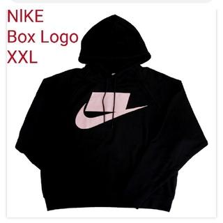 ナイキ(NIKE)のBox Logo NIKE SP19 AS V-DAY PO HOODIE(パーカー)