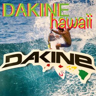 Dakine - DAKINEダカインハワイUS限定型抜きアイランドステッカーラスタラスト1