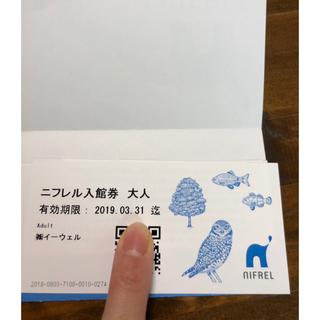 ニフレルチケット(その他)