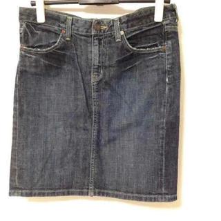 アールジーン(Earl Jean)のアールジーン M デニムスカート(ひざ丈スカート)