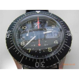 シン(SINN)のしんさん専用 SINN MODEL 156 (腕時計(アナログ))