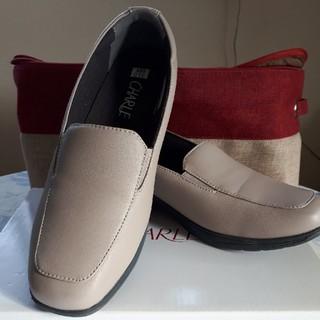 シャルレ(シャルレ)のシャルレ ウェルネスタウンシューズ(ローファー/革靴)