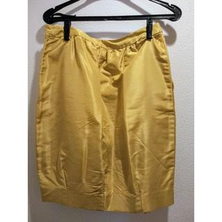 アスペジ(ASPESI)のASPESI イタリアブランド美品スカート(ひざ丈スカート)