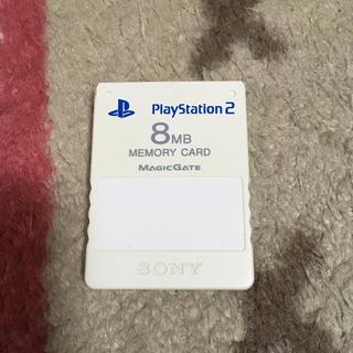プレイステーション2(PlayStation2)のPS2 メモカブート 2(その他)