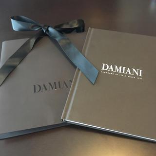 ダミアーニ(Damiani)のダミアーニ カタログ&ショッパー セット(ショップ袋)