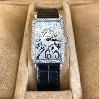 フランクミュラー(FRANCK MULLER)のフランクミュラー ロングアイランド 902 QZ ダイヤモンド(腕時計)
