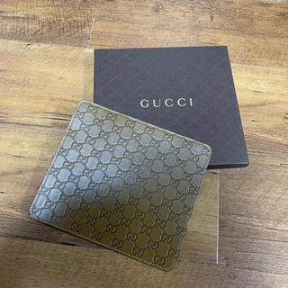 グッチ(Gucci)のグッチ GUCCI マウスパッド コーヒー 新品未使用(ショルダーバッグ)