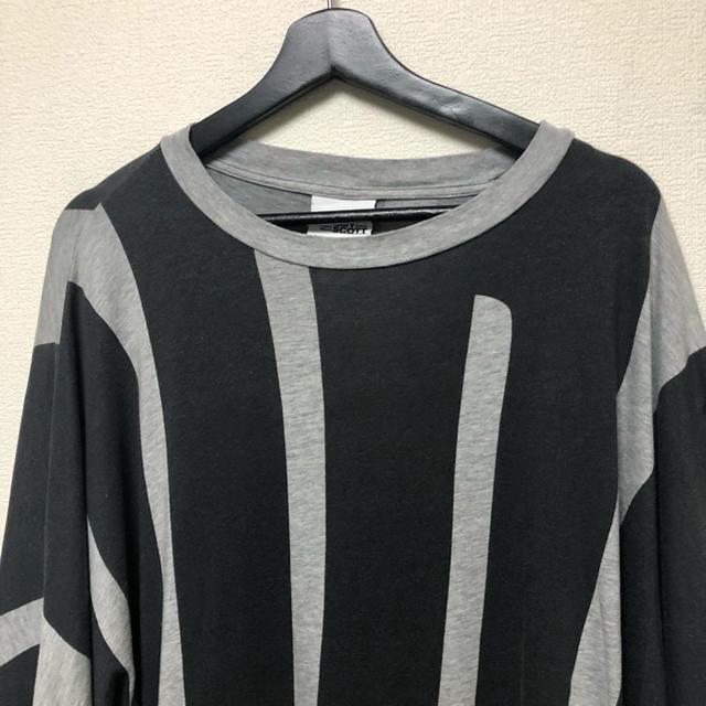 adidas(アディダス)のadidas Originals by JEREMY SCOTT 9部丈シャツ メンズのトップス(Tシャツ/カットソー(七分/長袖))の商品写真