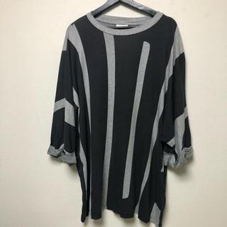 アディダス(adidas)のadidas Originals by JEREMY SCOTT 9部丈シャツ(Tシャツ/カットソー(七分/長袖))