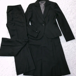 ジェットセット(JET SET)のソロプラス スーツ 3点セット 38(スーツ)