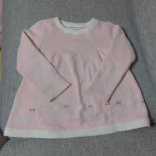 サンカンシオン(3can4on)のサンカンシオン チュニック サイズ110(Tシャツ/カットソー)
