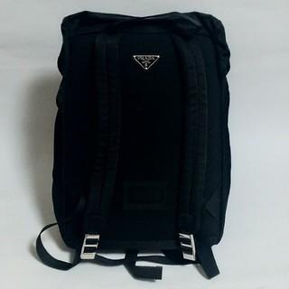 482a96088b54 プラダ(PRADA)の美品 PRADA テスートモンターニャ V135 ナイロン リュックサック ネロ(