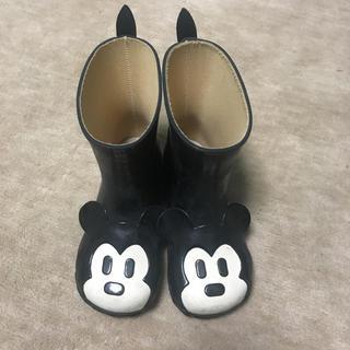 ダイアナ(DIANA)のダイアナ ミッキーの長靴 18cm(長靴/レインシューズ)