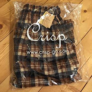 クリスプ チェックのタイトスカート