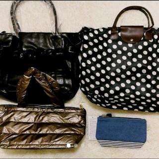 タケオニシダ(TAKEO NISHIDA)のおまけつき新品バッグ&ポーチセット福袋(トートバッグ)