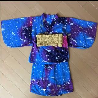 エックスガール(X-girl)のエックスガール 90 浴衣(甚平/浴衣)