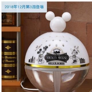 ディズニー(Disney)のミッキー&ミニー90thunnecessaryプレミアムフレッシュナー(アロマグッズ)