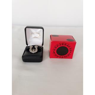 テンダーロイン(TENDERLOIN)のTENDERLOIN テンダーロイン ホースシューリング ダイヤ(リング(指輪))