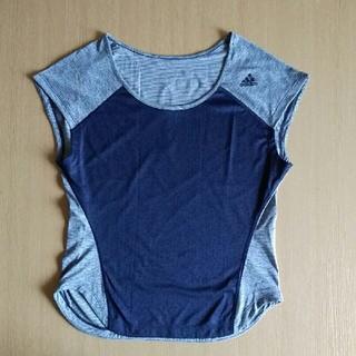 アディダス(adidas)のadidas ランニングウェア ティーシャツ(ウェア)