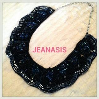 ジーナシス(JEANASIS)のJEANASIS / つけ襟(つけ襟)