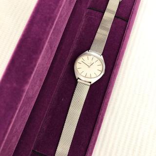 サーチナ(CERTINA)のCERTINA サーチナ 0429053 スイス製レディース手巻き腕時計 稼動品(腕時計)