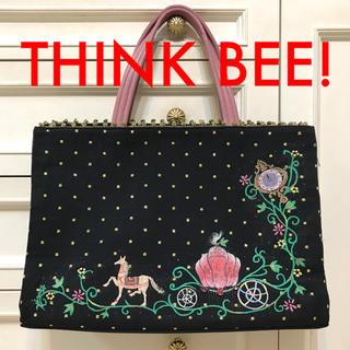 シンクビー(Think Bee!)のシンクビー🌸大きなシンデレラバッグ  トート(トートバッグ)