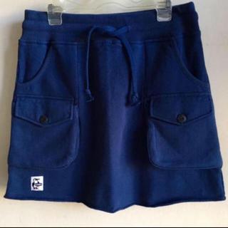 チャムス(CHUMS)の新品 CHUMS Sweat Bush Skirt チャムス スカート M(ひざ丈スカート)