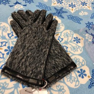 カルバンクライン(Calvin Klein)の新品カルバンクライン 羊革 手袋21センチ(手袋)
