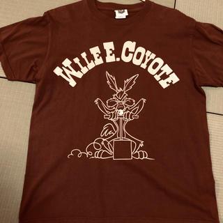 バックドロップ(THE BACKDROP)のWILEE.COYOTE Tシャツ(Tシャツ/カットソー(半袖/袖なし))