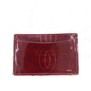 カルティエ(Cartier)のカルティエ ハッピーバースデー パスケース(名刺入れ/定期入れ)