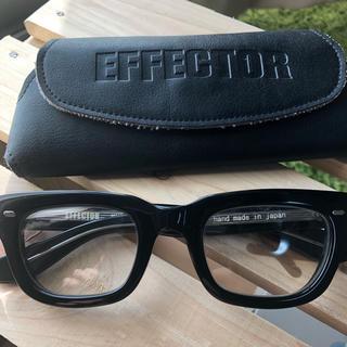 エフェクター(EFFECTOR)のEFFECTOR MUNAKATA  眼鏡 エフェクター(サングラス/メガネ)