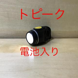トピーク(TOPEAK)のトピークTOPEAK LEDヘッドライト(車外アクセサリ)