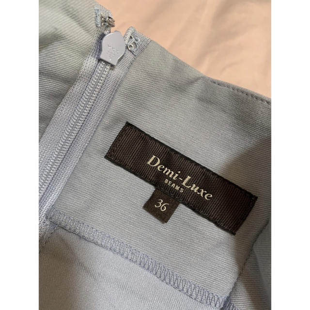 Demi-Luxe BEAMS(デミルクスビームス)の【オンオフ兼用★完売アイテム】ミディ丈スカート レディースのスカート(ひざ丈スカート)の商品写真
