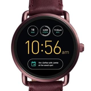 フォッシル(FOSSIL)のフォシル FOSSIL Q Wander スマートウオッチ(腕時計(デジタル))