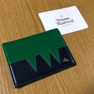 ヴィヴィアンウエストウッド(Vivienne Westwood)のvivienne westwood 新品未使用パスケース(名刺入れ/定期入れ)