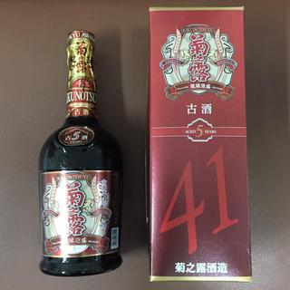 新商品:菊之露 古酒5年41度(720ml)(焼酎)