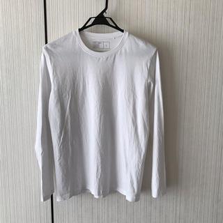ジーユー(GU)のGU   ロンT   美品(Tシャツ/カットソー(七分/長袖))