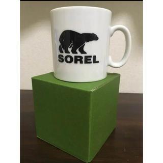 ソレル(SOREL)の[新品未使用]SORELマグカップ 非売品(グラス/カップ)