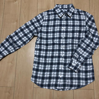 ユニクロ(UNIQLO)のUNIQLO チェックシャツ(シャツ/ブラウス(長袖/七分))