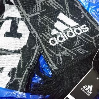 アディダス(adidas)の新品・未使用 adidas ALLBLACKS マフラー(マフラー)