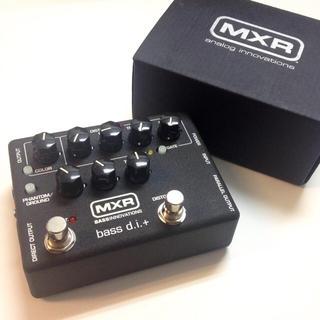 【箱付】MXR M80 Bass D.I. + ベース プリアンプ エフェクター(ベースエフェクター)