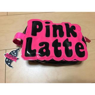 ピンクラテ(PINK-latte)のピンクラテ ポーチ(ポーチ)