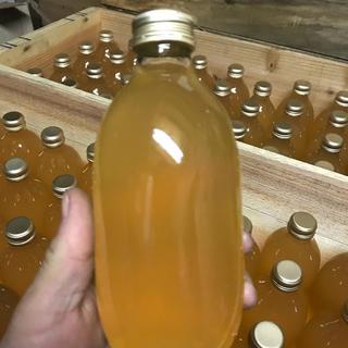 【無添加・無加水】果汁100% りんごジュース 300ml 12本 (ソフトドリンク)
