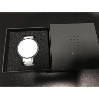 ソニー SONY  腕時計 ブラック TicTAC 新品 未使用 送料無料(腕時計(デジタル))