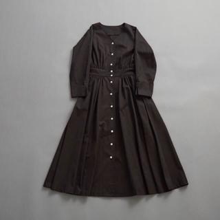 ヤエカ(YAECA)のfoufou  the dress#04(ロングワンピース/マキシワンピース)