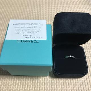 ティファニー(Tiffany & Co.)のティファニー クローズド ナロー リング(リング(指輪))