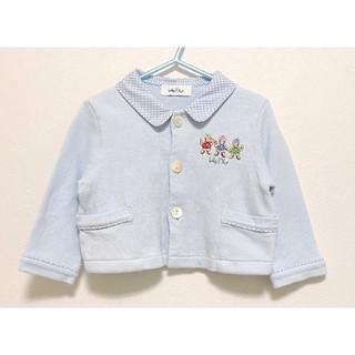 e086b39f8bd12 ベビーディオール(baby Dior)の 美品 ベビーディオール babyDior トップス 90