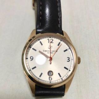 サイモンカーター(SIMON CARTER)のSimon carter サイモンカーター 腕時計 (腕時計(アナログ))