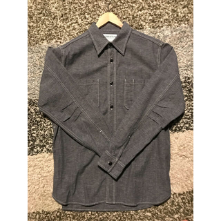 ササフラス(SASSAFRAS)のSassafras/Sprayer Shirt - 5oz Chambray(シャツ)