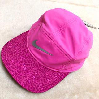 ナイキ(NIKE)の新品◾︎ NIKE キャップ ◾︎ ナイキランニング帽子ゴルフテニス(キャップ)
